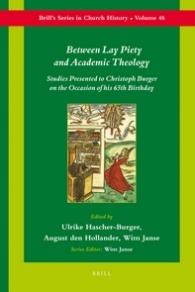 Between Lay Piety and Academic Theology