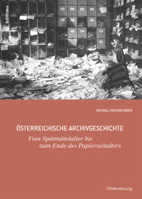 Österreichische Archivgeschichte