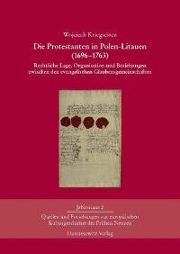 Protestanten in Polen-Litauen (1696-1763)