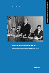 Das Presseamt der DDR
