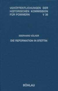 Die Reformation in Stettin