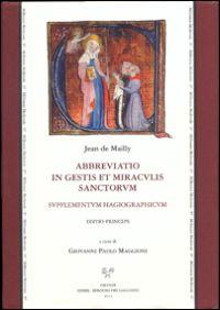 Abbreviatio in gestis et miraculis sanctorum. Supplementum hagiographicum
