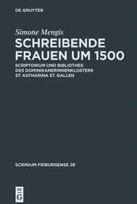 Schreibende Frauen um 1500