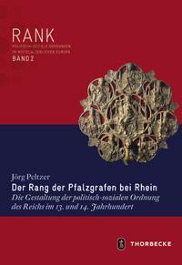 Der Rang der Pfalzgrafen bei Rhein
