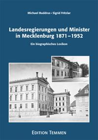 Landesregierungen und Minister in Mecklenburg 1871-1952