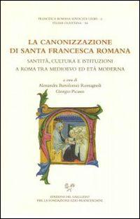 La canonizzazione di Santa Francesca Romana