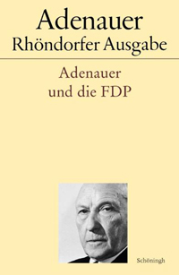 Adenauer und die FDP