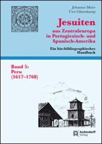 Jesuiten aus Zentraleuropa in Portugiesisch- und Spanisch-Amerika