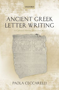 Ancient Greek Letter Writing