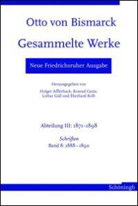 Schriften 1888-1890