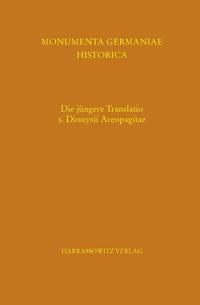 Die jüngere Translatio s. Dionysii Areopagitae