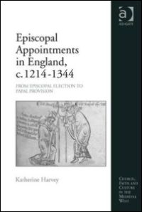 Episcopal Appointments in England, c. 1214-1344
