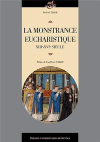 La monstrance eucharistique