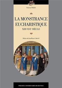 La monstrance eucharistique