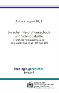 Zwischen Revolutionsschock und Schulddebatte
