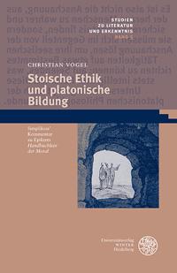Stoische Ethik und platonische Bildung