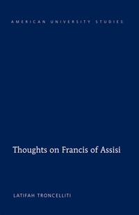 Thoughts on Francis of Assisi