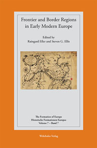Frontier and Border Regions in Early Modern Europe
