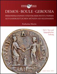 Demos - Boule - Gerousia