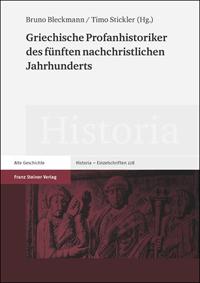 Griechische Profanhistoriker des fünften nachchristlichen Jahrhunderts