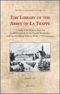 The Library of the Abbey of La Trappe