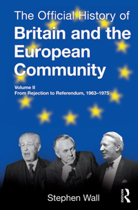 The Official History of Britain and the European Community