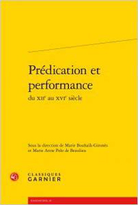 Prédication et performance