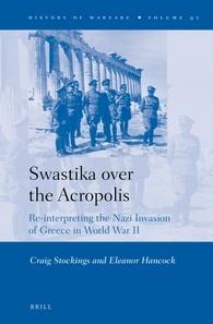 Swastika over the Acropolis