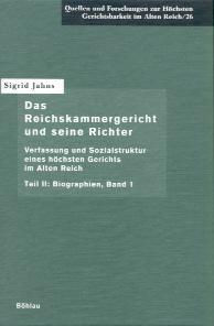 Das Reichskammergericht und seine Richter
