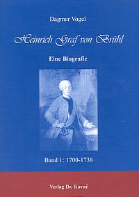 Heinrich Graf von Brühl