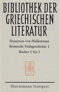 Römische Frühgeschichte. Bücher 1-3