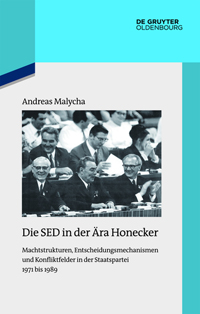 Die SED in der Ära Honecker