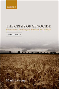 The Crisis of Genocide Volume I