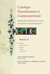 Catalogus Translationum et Commentariorum