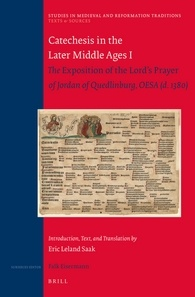 Catechesis in the Later Middle Ages I