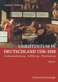 Christentum in Deutschland 1550-1850