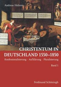 Christentum in Deutschland 1550-1850