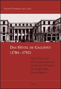 Das Hôtel de Galliffet (1784-1792)