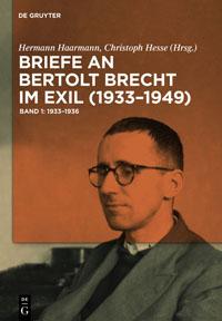 Briefe an Bertolt Brecht im Exil (1933-1945)