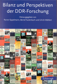 Bilanz und Perspektiven der DDR-Forschung