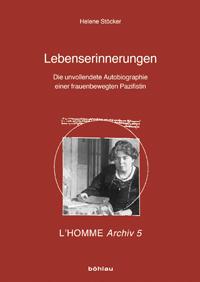 Helene Stöcker: Lebenserinnerungen