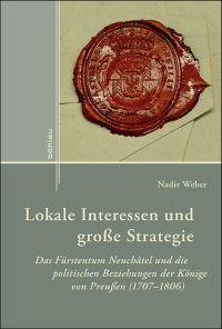 Lokale Interessen und große Strategie
