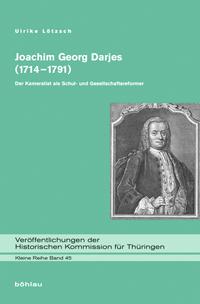 Joachim Georg Darjes (1714-1791)