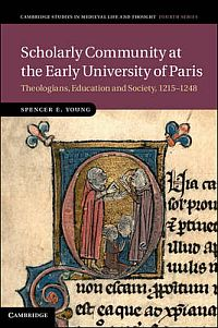 Scholarly Community at the Early University of Paris