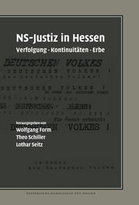 NS-Justiz in Hessen