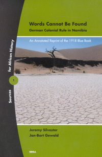 Words cannot be found. German Colonial Rule in Namibia