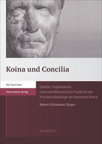 Koina und Concilia