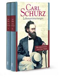 Carl Schurz. Lebenserinnerungen