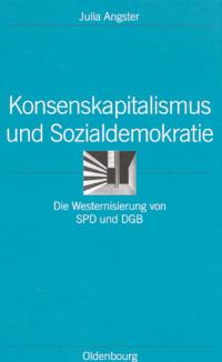 Konsenskapitalismus und Sozialdemokratie
