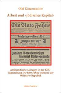 Arbeit und »jüdisches Kapital«